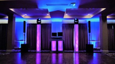 Wedding DJ Freeport Maine | Hilton Garden Inn
