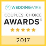 weddingwire2017 award